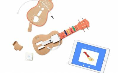 Why you'll love it: The Makeblock Neuron Explorer Kit is equal parts physical building and basic coding, so young makers gain a breadth of experience.